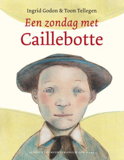 Een zondag met Caillebotte, Toon Tellegen & Ingrid Godon, Leopold, 2013