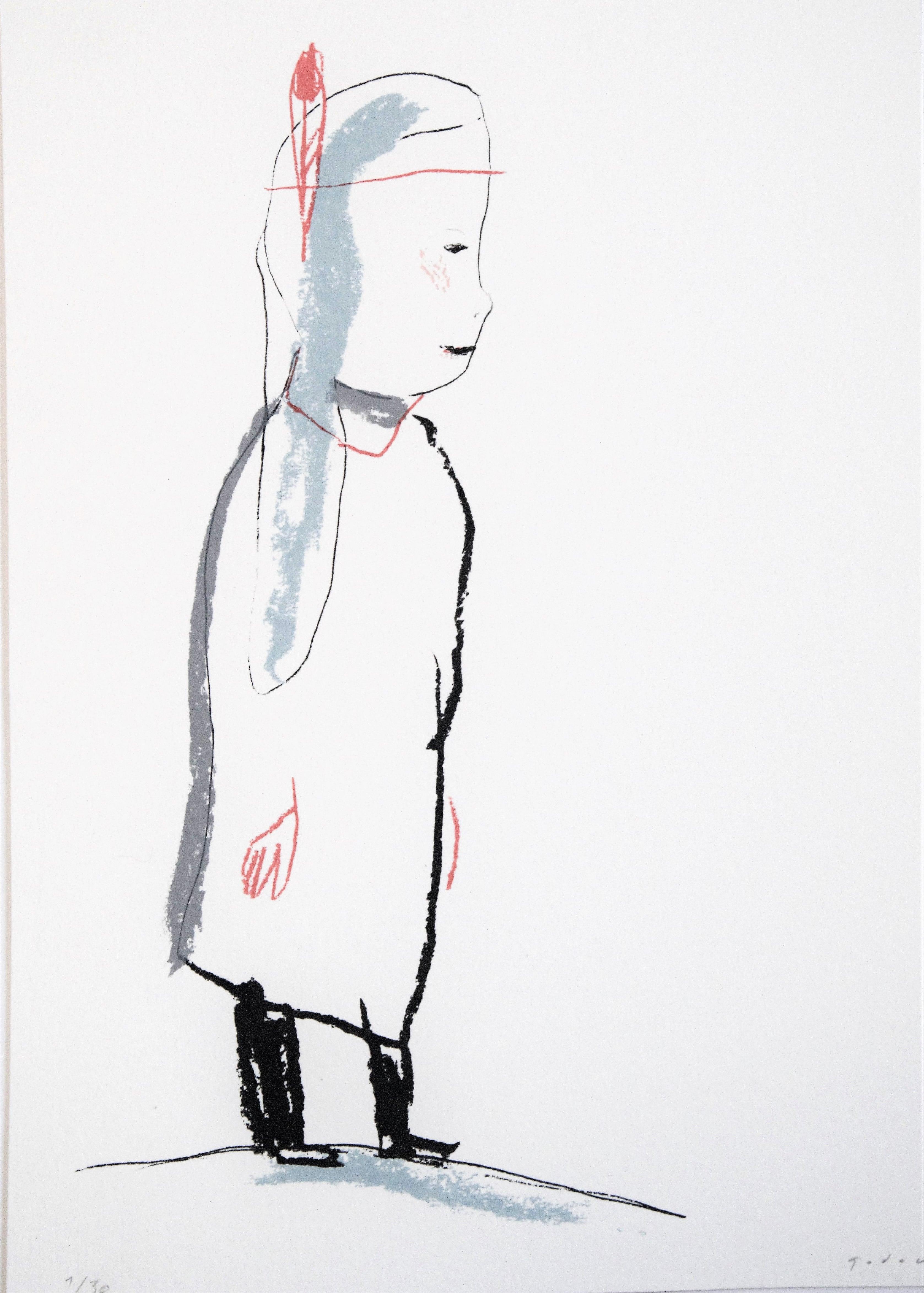 Indiaan, Ingrid Godon