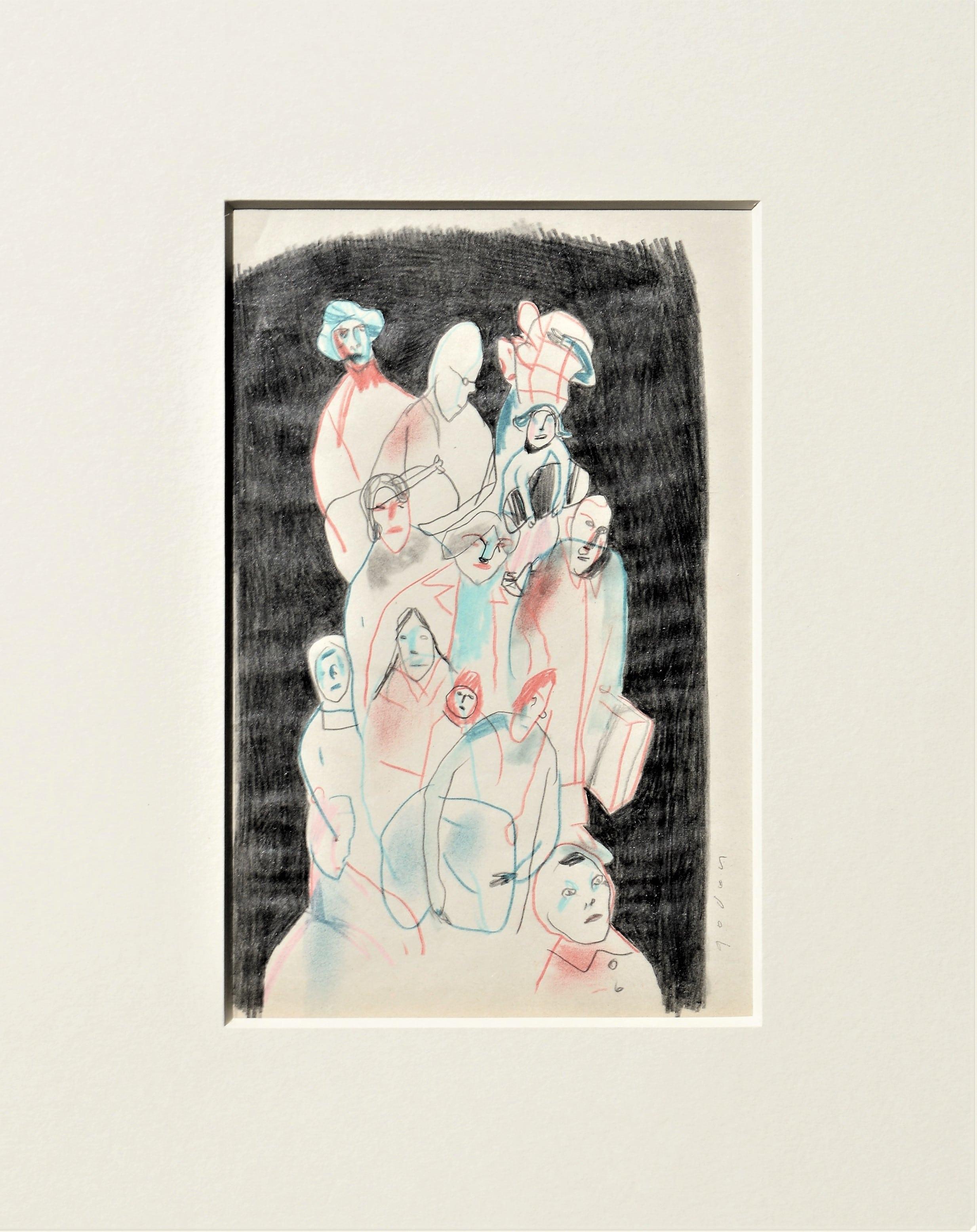 De wereld, Onderweg, Ingrid Godon