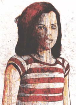Meisjesportret Tim Van den Abeele
